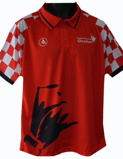 Badmintonshirt-BC-Oirschot-Akaza-sport