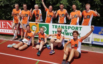 Hardloopteam Boerman Transport