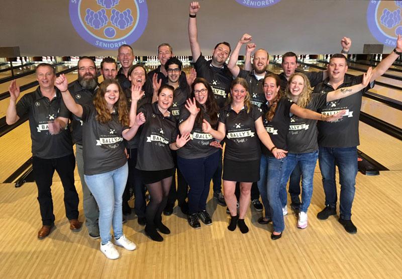 Bowlingvereniging Bally's uit Rijswijk