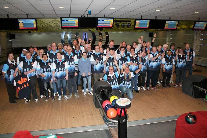 Bowlingvereniging De kegelaars