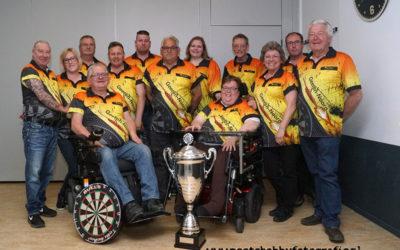 Dartclub Geeren Noord uit Breda