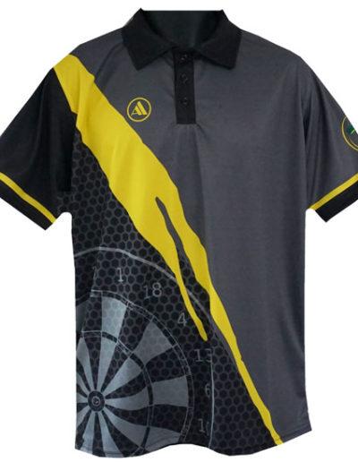 Dartshirt-Yellow-Thunder-Akaza-sport