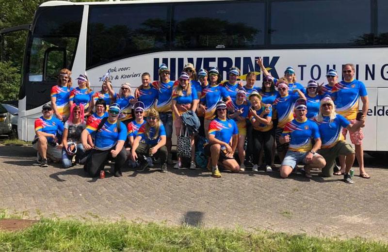 Rugby Club Den Helder op Ameland.