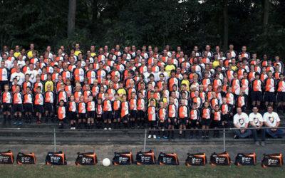Voetbalclub HBC'09 kiest voor Akaza sport!