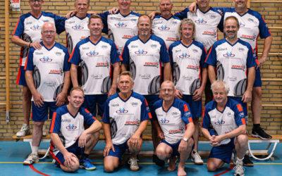 Gymnastiekvereniging GVSD uit Dedemsvaart.