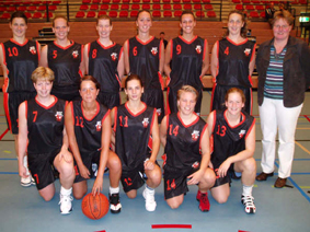 WSC basketball kiest ook voor Akaza sport!