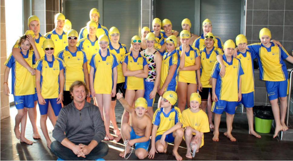 Zwem- en polovereniging De Amstel.
