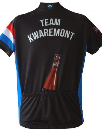 Wielershirt Team Kwaremont - Akaza sport