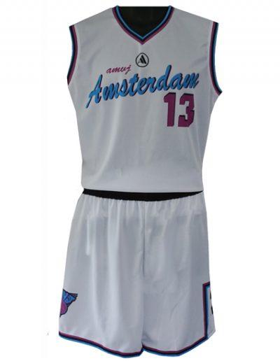 Basketbaltenue AMVJ Amsterdam Akaza sport