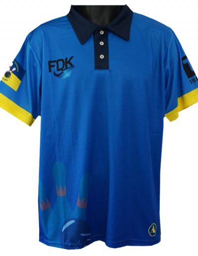 Bowlingshirt BC Het Zuiden Akaza sport